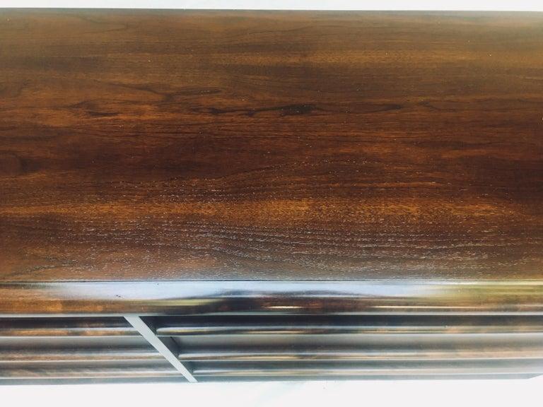 T.H. Robsjohn-Gibbings for Widdicomb,  1950s Six-drawer dresser. For Sale 1