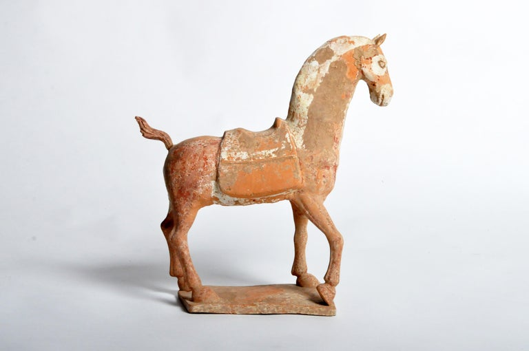 18th Century and Earlier Six Dynasties Period Figure of a Horse For Sale