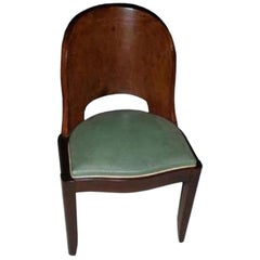 Six French Art Deco Chairs