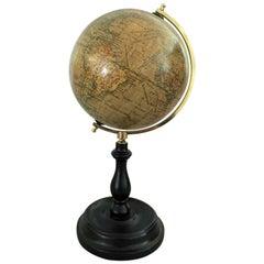 "Six Inch Terrestrial ""Geographia"" Desk Globe"