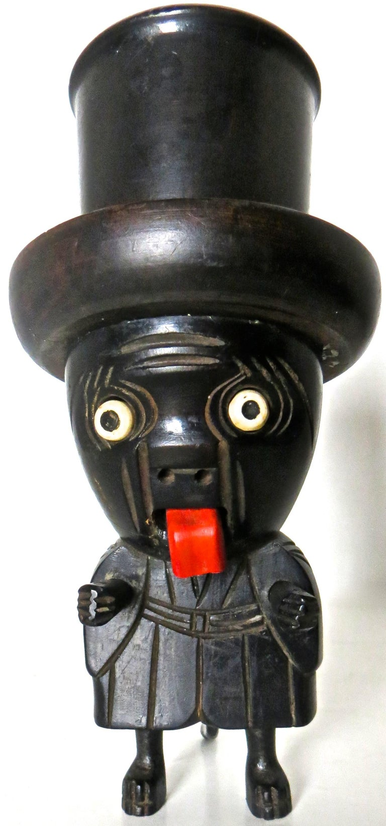 Kobe Toys are very mysterious and not much is known about them. They were created and hand made during the Meiji period in Japan, which covered the years 1868 until 1912. These particular (6) figural toys I date to around 1890 to 1900, although