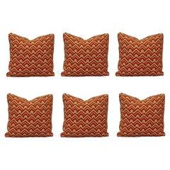 Six Manuel Canovas Bespoke Cushions