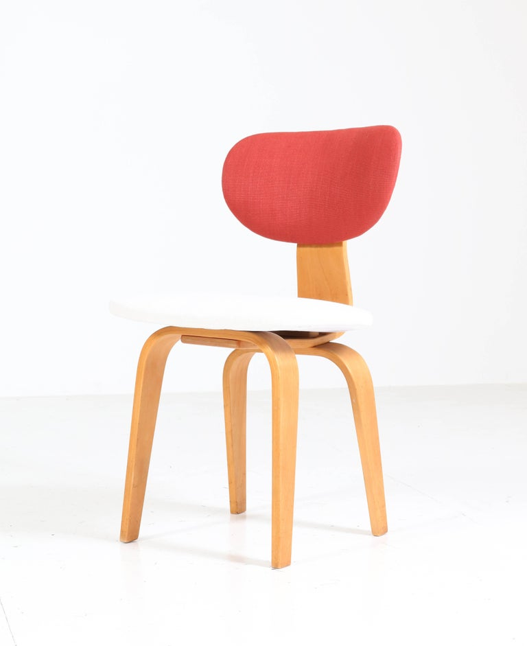 Six Mid-Century Modern Combex Series SB02 Chairs by Cees Braakman for UMS Pastoe 4