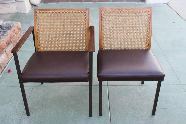 Amazing Six Mid Century Modern Dining Chairs By Lane Furniture Short Links Chair Design For Home Short Linksinfo