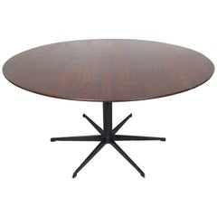 Six Star Series Rosewood Table by Arne Jacobsen for Fritz Hansen