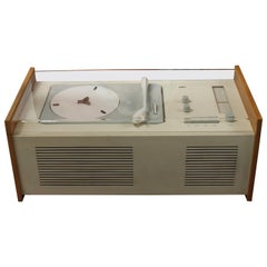 SK4 Record Player Designed by Dieter Rams for Braun, 1958