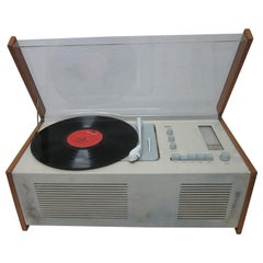 SK5 Record Player Designed by Dieter Rams for Braun, 1959