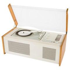 SK61 Plattenspieler Design von Dieter Rams für Braun, 1966