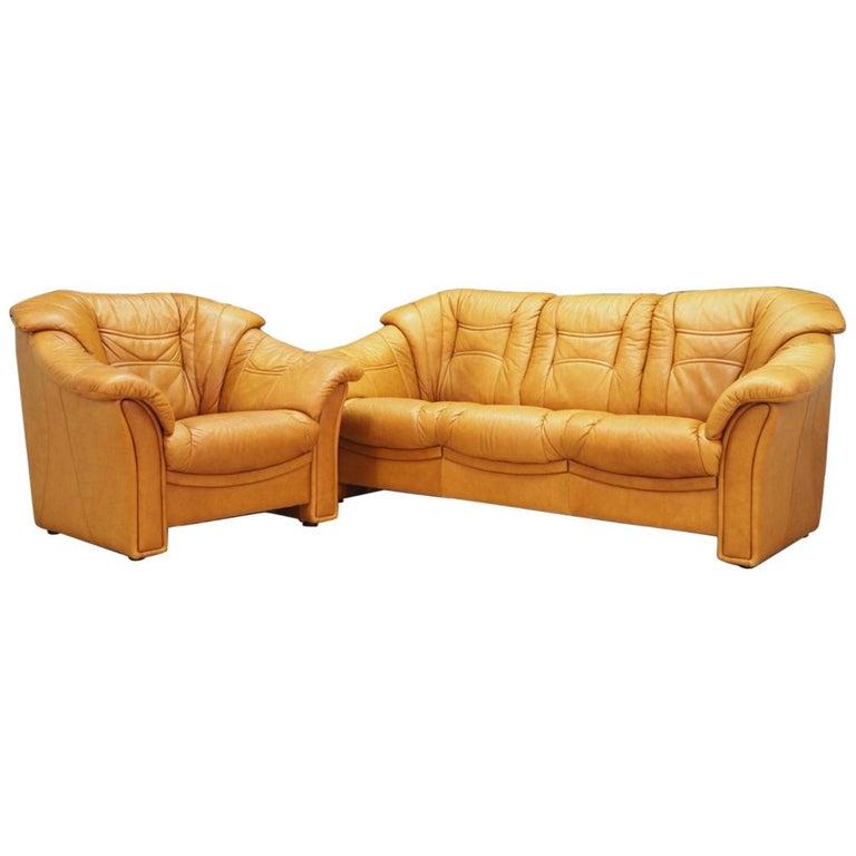 Skalma Living Room Set Danish Design Vintage For Sale