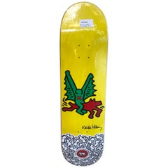 Skate Board Limited Edition Keith Haring