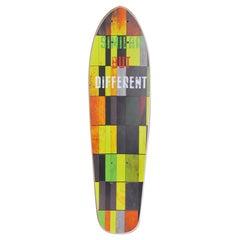 Skate Deck Handmade Limited Edition by Pio Schena