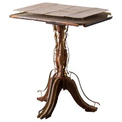 """""""Skinned Table,"""" Made and Designed by Joyce Lin"""