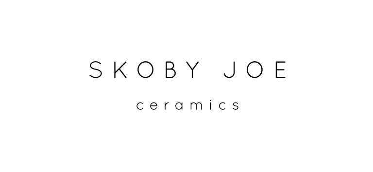 Contemporary Skoby Joe Textured Ceramic Vessel Wabi Sabi Mid-Century Modern Sculpture For Sale