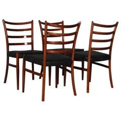 Skovby Møbelfabrik Set of Dining Chairs