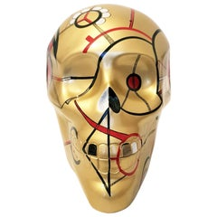 Skull / Art / Sculpture / Mexicraneos /Silvino Lopeztovar