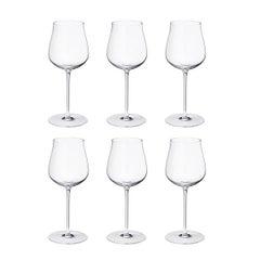 Sky White Wine Glasses, 6 Pcs