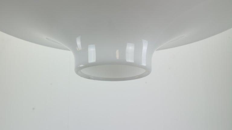 Skyflyer, Lokki Hanging Lamp by Yki Nummi for Sanka, 1960s For Sale 9