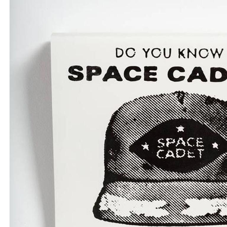 Do You Know a Space Cadet? For Sale 1
