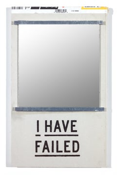 I Have Failed (mirror)