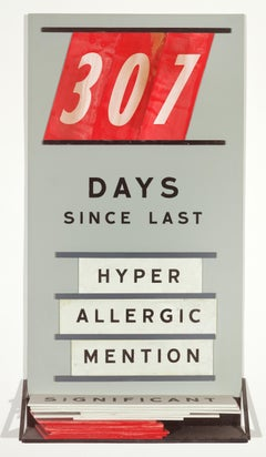 Days Since Last Hyperallergic Mention