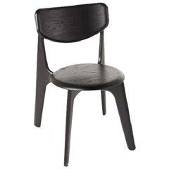 Slab Chair Black