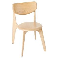 Slab Chair Natural