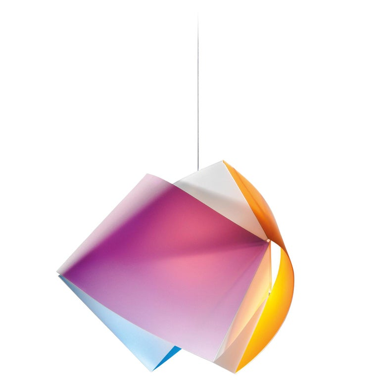SLAMP Gemmy Pendant Light in Arlecchino by Spalletta, Croce, Ragnisco & Wijffels For Sale