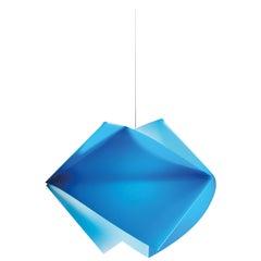 SLAMP Gemmy Pendant Light in Blue by Spalletta, Croce, Ragnisco & Wijffels