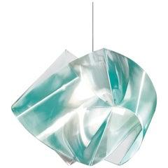 Slamp Gemmy Pendant Light in Emerald by Spalletta, Croce, Ragnisco & Wijffels