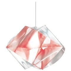 SLAMP Gemmy Pendant Light in Rubin by Spalletta, Croce, Ragnisco & Wijffels