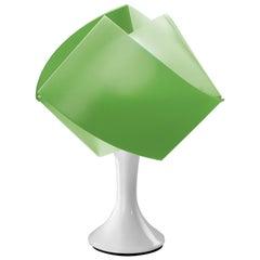 SLAMP Gemmy Table Light in Green by Spalletta, Croce, Ragnisco & Wijffels