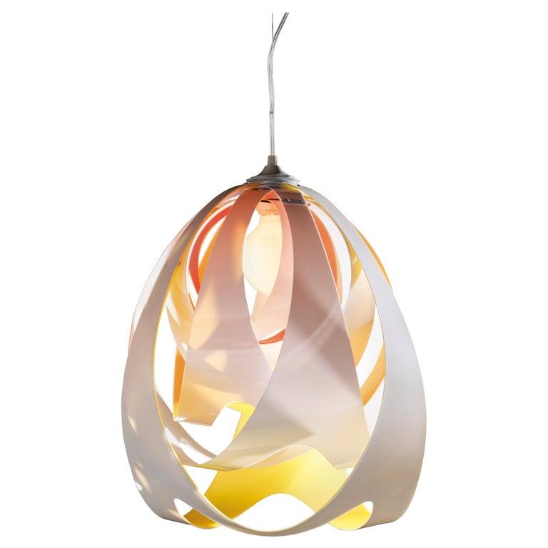 SLAMP Goccia Pendant Light in Fire by Nigel Coates For Sale