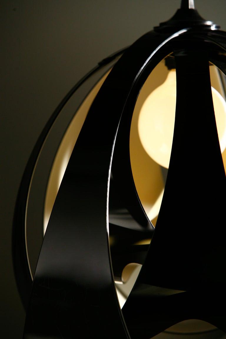 Modern SLAMP Goccia Pendant Light in Tetra by Nigel Coates For Sale