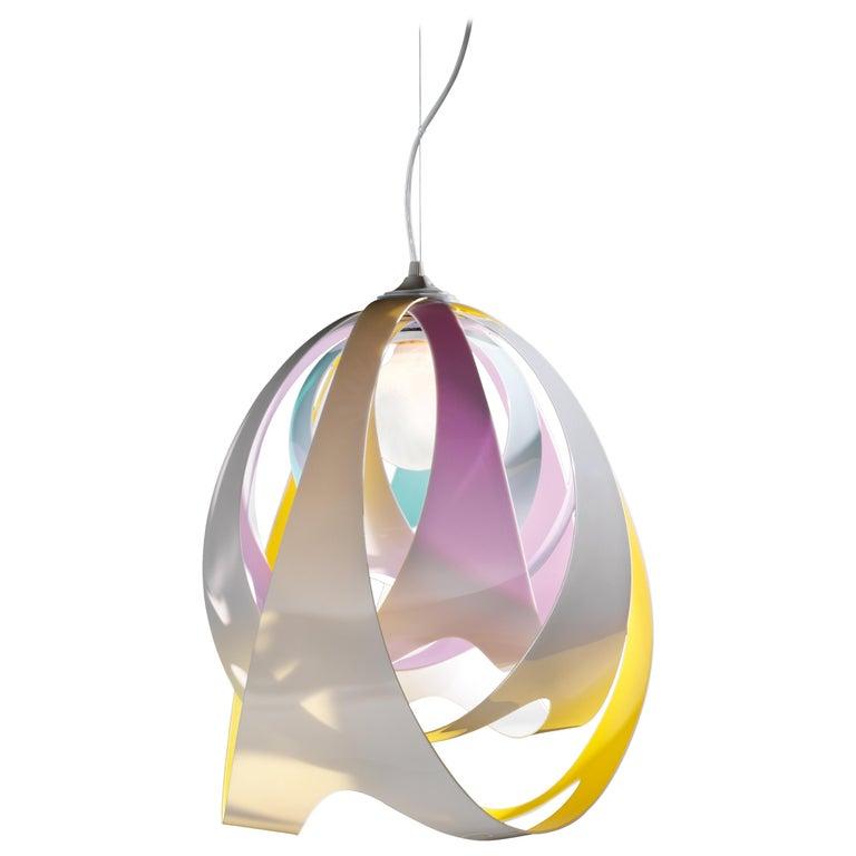 SLAMP Goccia Pendant Light in Tetra by Nigel Coates For Sale
