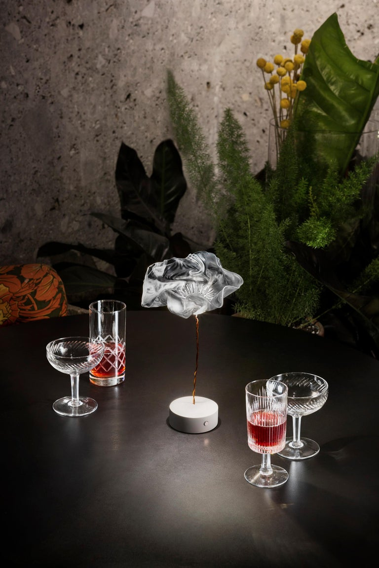 Italian Slamp Lafleur Battery Table Lamp by Marc Sadler For Sale