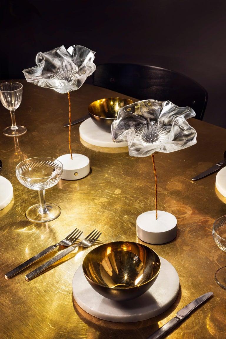 Slamp Lafleur Battery Table Lamp by Marc Sadler In New Condition For Sale In Pomezia, Rome