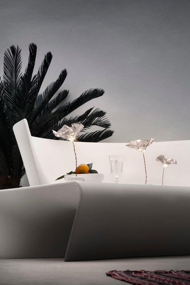 Contemporary Slamp Lafleur Battery Table Lamp by Marc Sadler For Sale