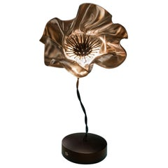 Slamp LaFleur Battery Table Lamp Velvet by Marc Sadler
