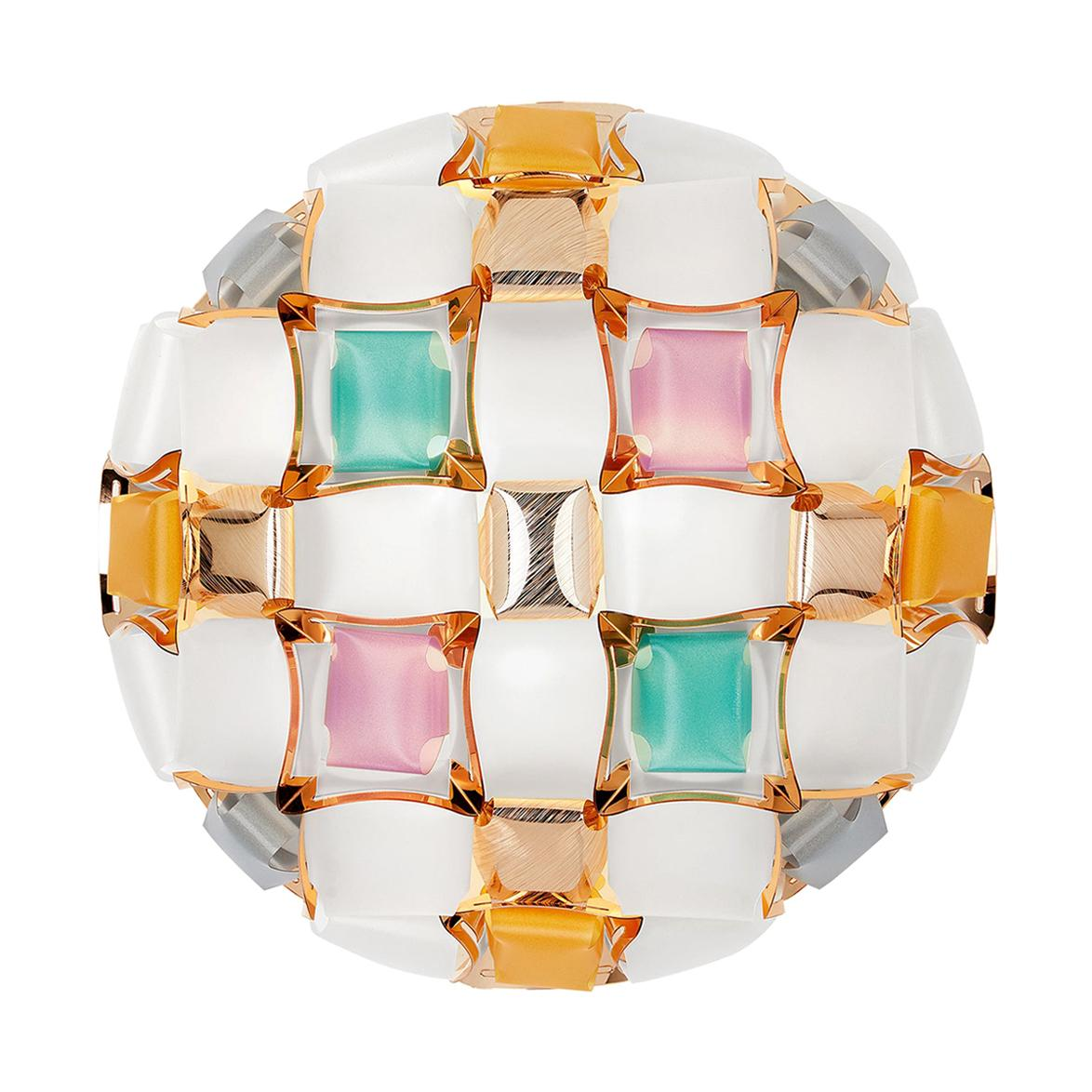 Slamp Mida Wall/Ceiling Light Multicolor by Adriano Rachele