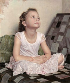 Childhood dreams, Painting, Oil on Canvas