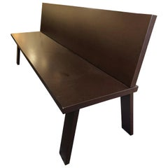 Sleek Beautifully Crafted Large Bench by Bulthaup
