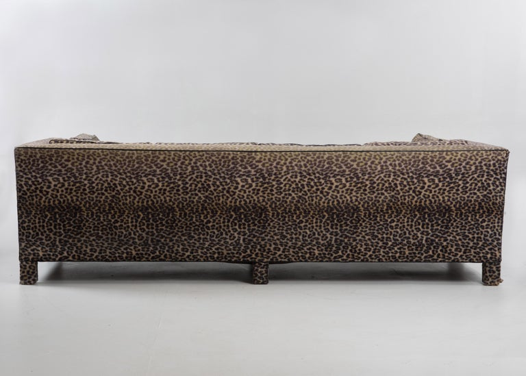 Late 20th Century Sleek Mid-Century Modern Moviestar Sofa by Billy Baldwin For Sale
