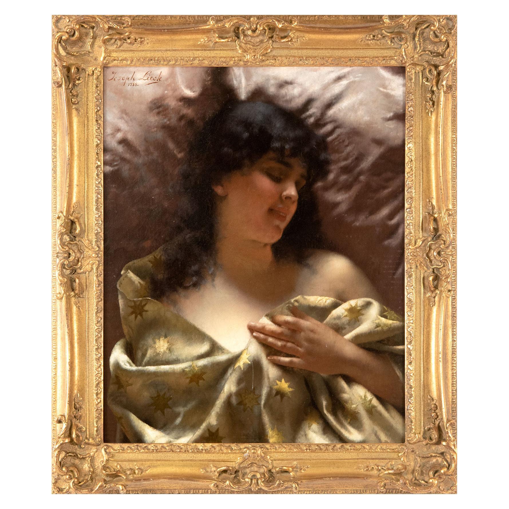 Sleeping Beauty by Joseph Lieck