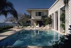 'Acapulco Pool'  (Slim Aarons Estate Edition)