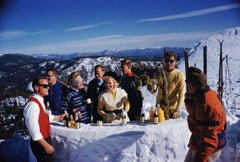 Apres Ski, Squaw Valley (Slim Aarons Estate Edition
