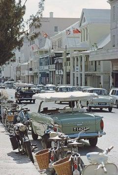 Bermuda Street Scene (Slim Aarons Estate Edition)