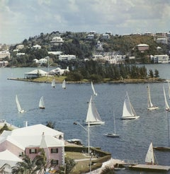 Bermuda View (1957) Limited Estate Stamped