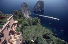'Capri Hotel' (Slim Aarons Estate Edition)