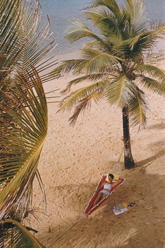 Caribe Hilton Beach (Slim Aarons Estate Edition)