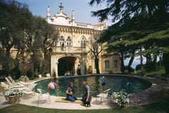 'Chateau St. Jean' (Slim Aarons Estate Edition)